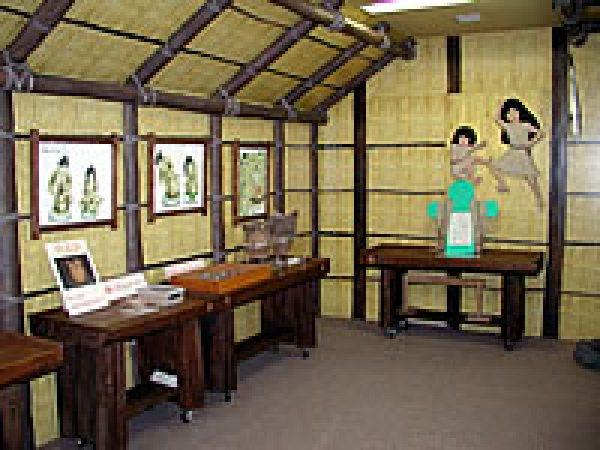 縄文の部屋