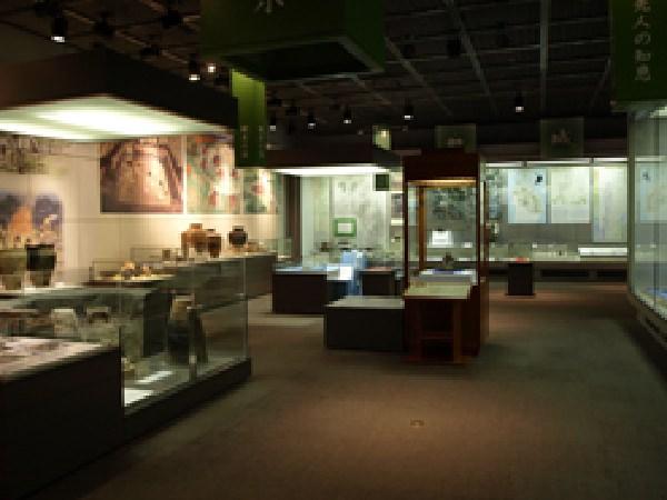 考古展示室