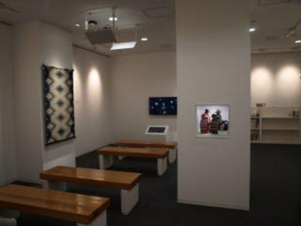 無形資料展示室