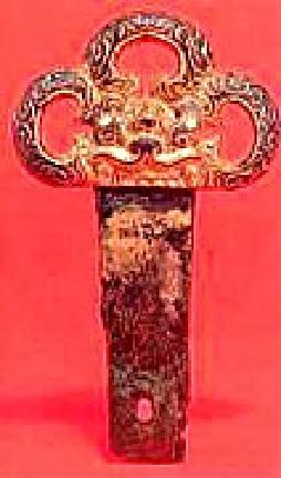 刀の飾り金具2