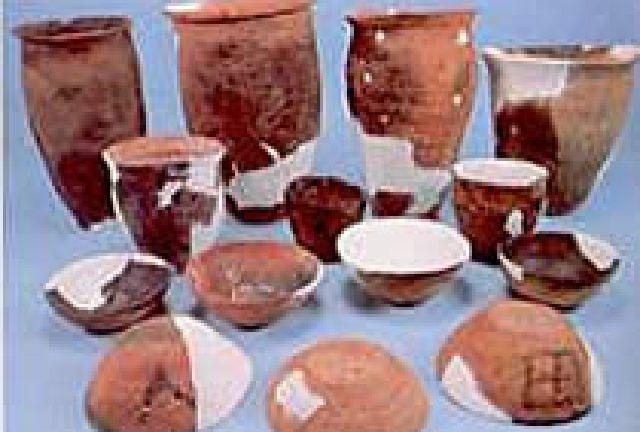 奈良時代の土器